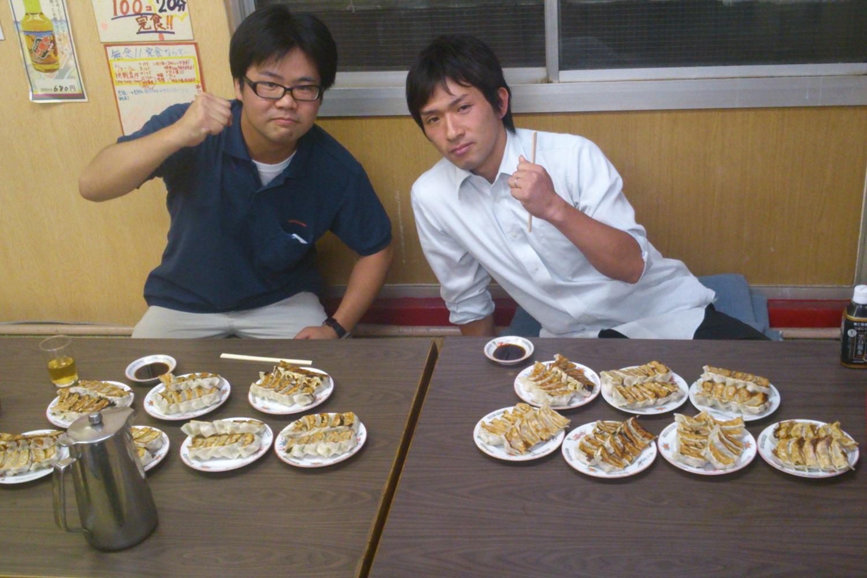餃子会館 磐梯山 2012年09月28日
