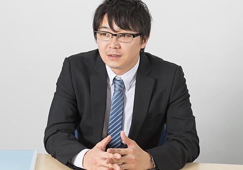 リニューアルチーム・主任 2013年入社 H・M
