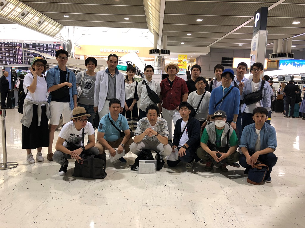 社員旅行 グアム 2018年05月27日