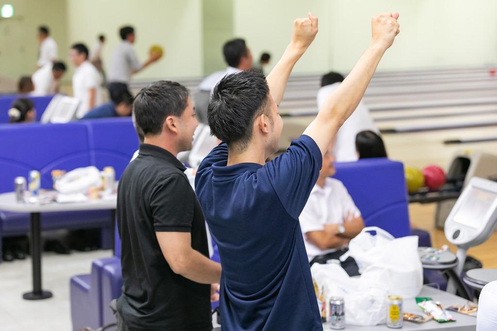 ボウリング大会 東京ドームボウリングセンター 2019年09月18日